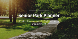 Link to parks planner position