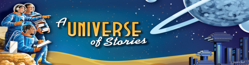 banner image for A Universe of Stories